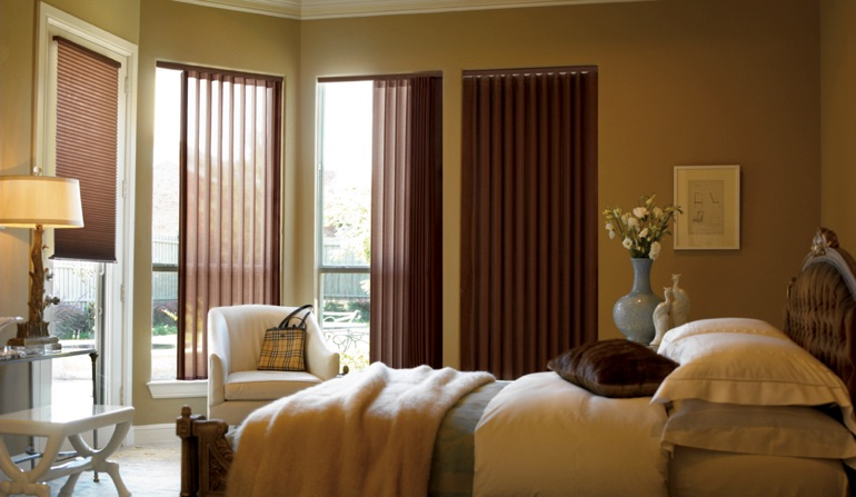 Vertical Blinds In St. George, UT