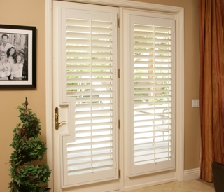 French Door Shutters In St. George, UT