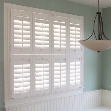 St. George Studio Plantation Shutters